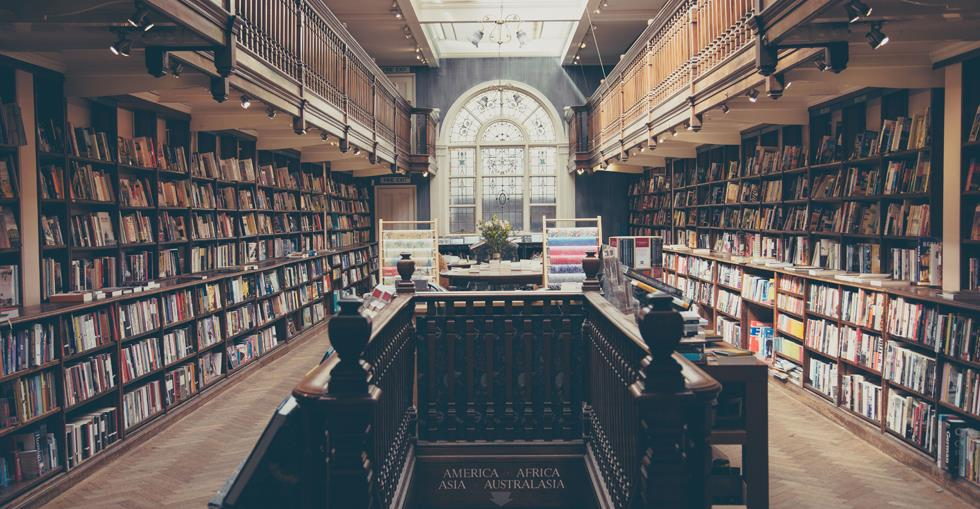Sector Spotlight: Bookshops
