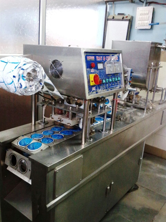 Buy a Bis,fssai,iso Approved Automatic Mineral Water Plant
